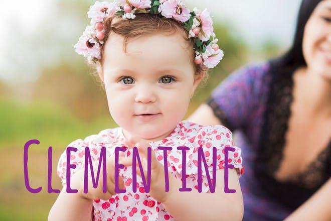 26. Clementine