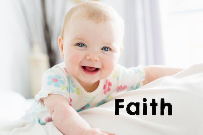 Faith baby name
