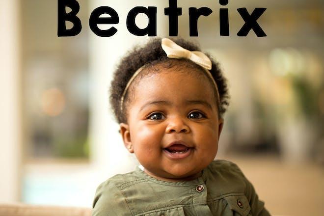 Beatrix baby name