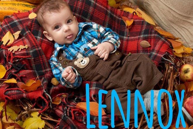Lennox Scottish name