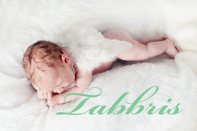 Baby name Trabbris