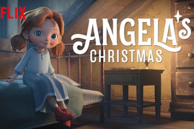 5. Angela's Christmas