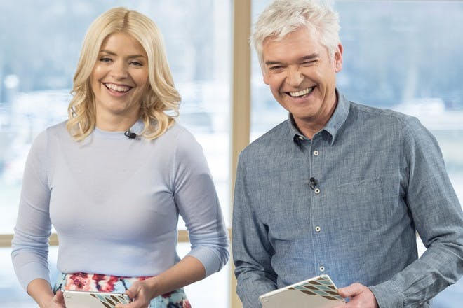 Holly & Phillip from This Morning