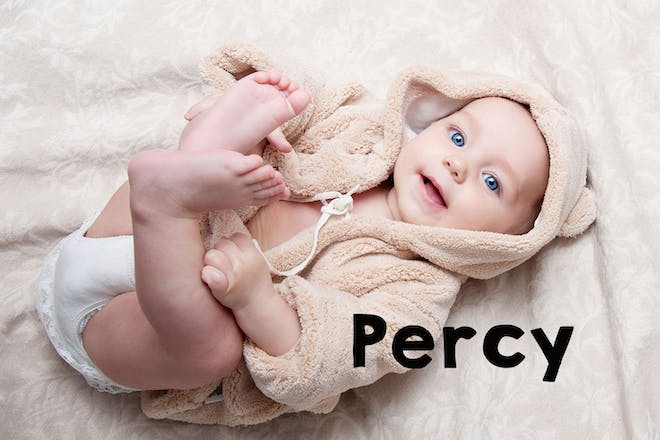 Percy baby name