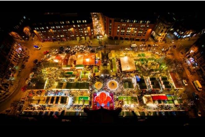 Manchester's European Market
