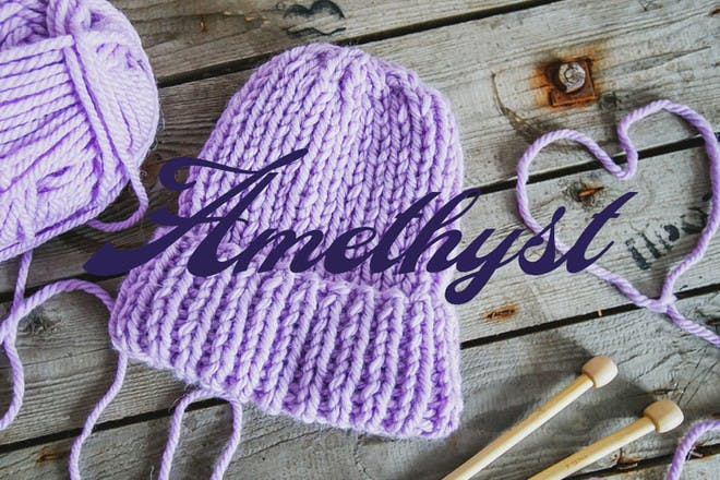 10. Amethyst
