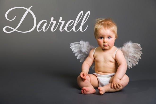 Darrell name love