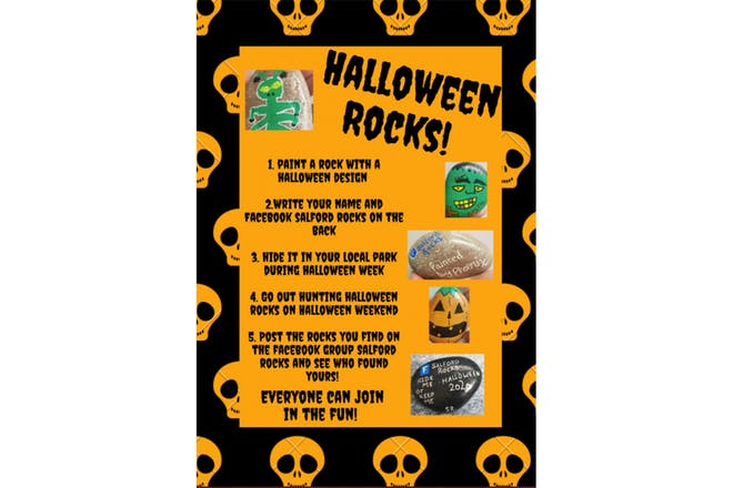 halloween rocks rules