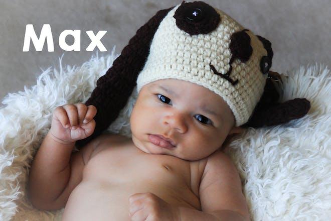 Max baby name