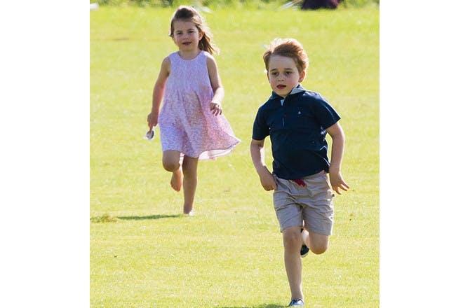 27. Sibling race