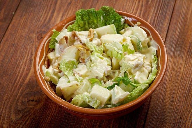28. Waldorf salad