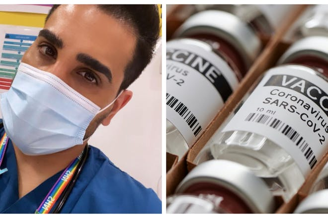 Dr Ranj speaks out over covid vaccine