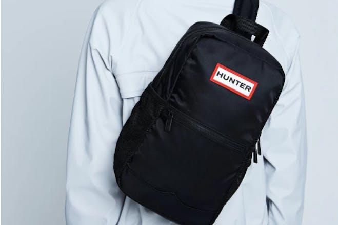 One strap rucksack
