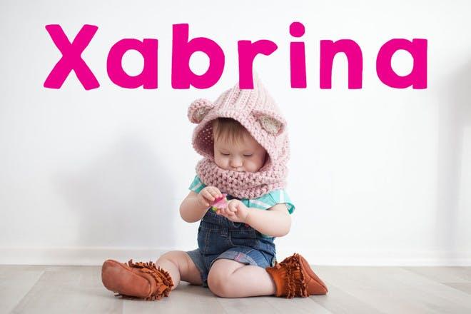 Baby name Xabrina