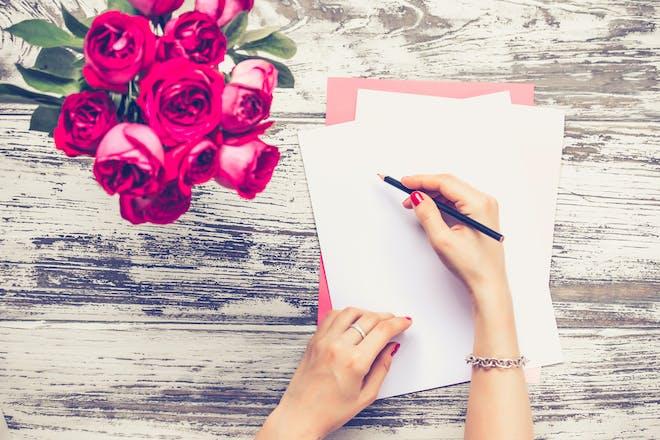 8. Write a poem