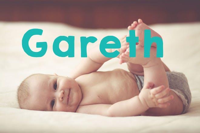 20. Gareth