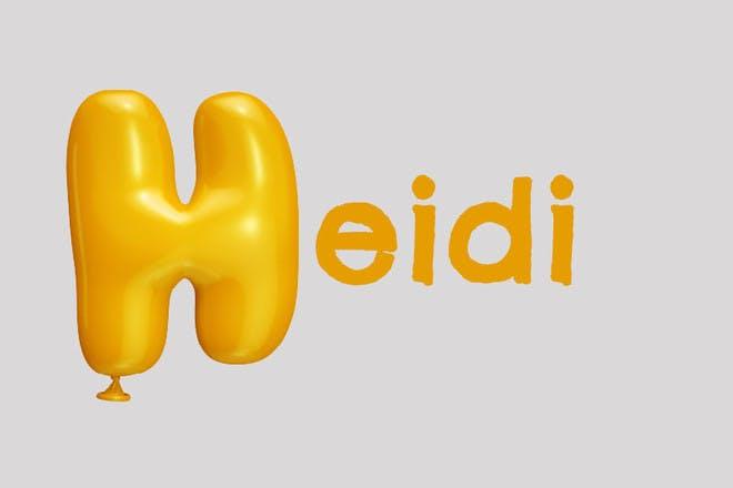 1. Heidi