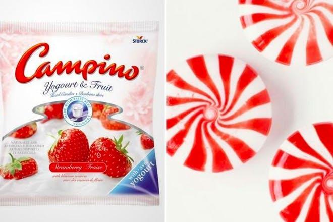 Campino retro sweets