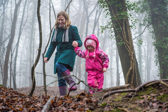 7. Long Wood Elf and Fairy Foray, Bath