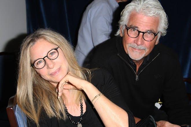 27. Barbara Streisand and James Brolin