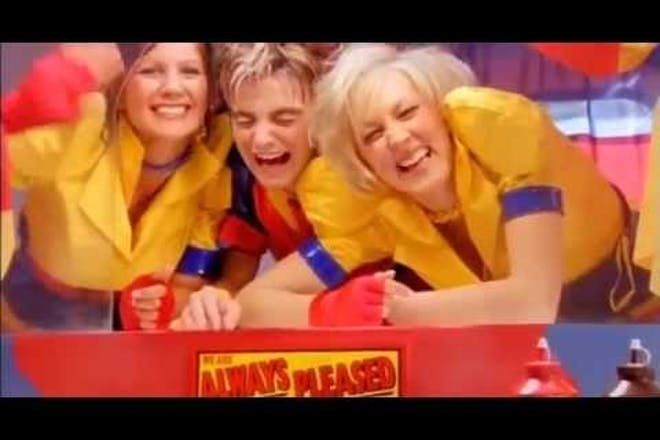 Fast Food Song by Fast Food Rockers