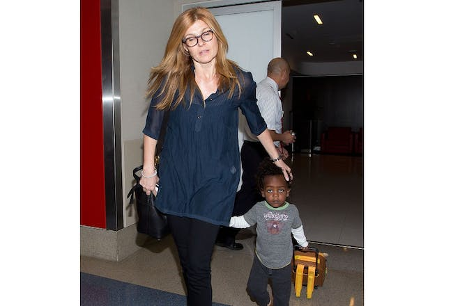 Connie Britton son