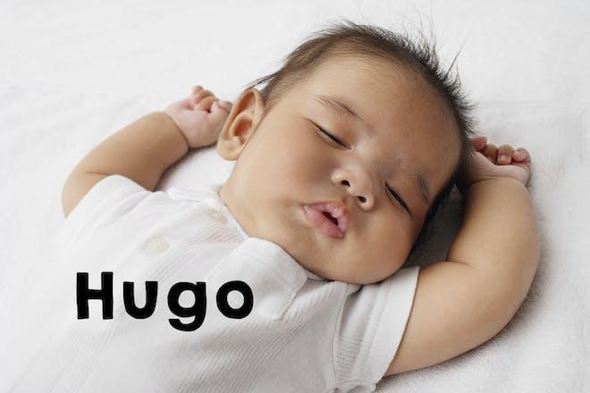 Hugo baby name