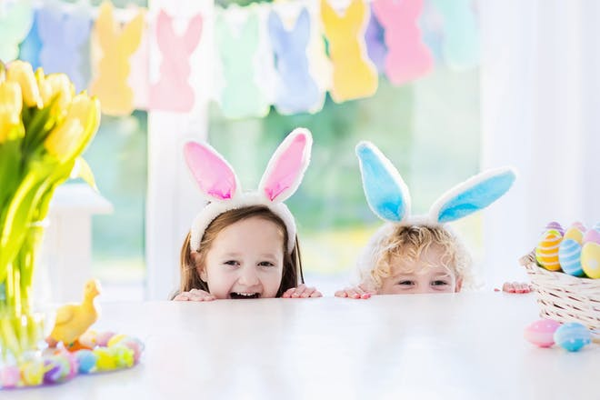 Easter holiday planner