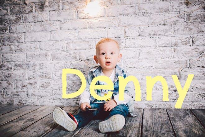 Baby name Denny