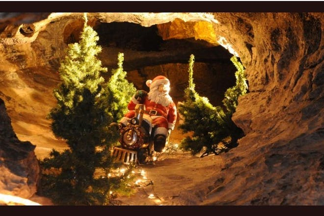 National ShowCaves Christmas Event