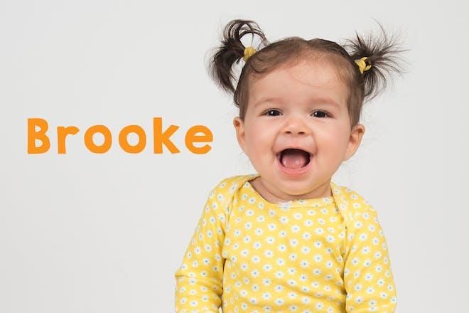 Brooke baby name