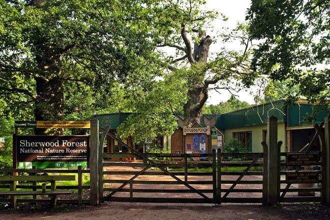 Sherwood Forest Reserve
