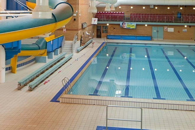 Breckland Leisure Centre and Waterworld