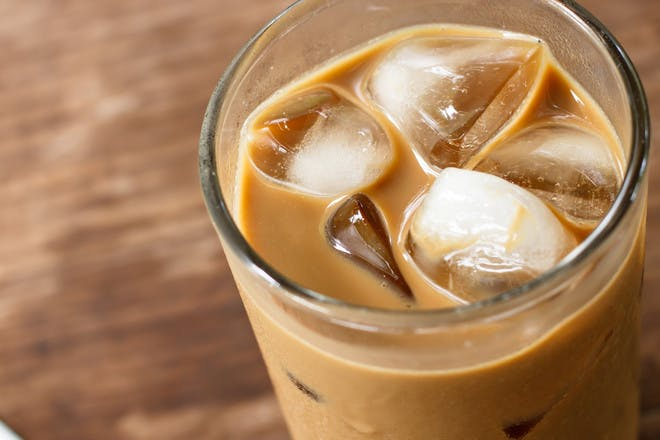 9. Iced Latte