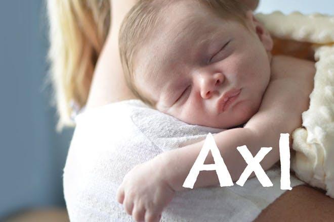 11. Axl