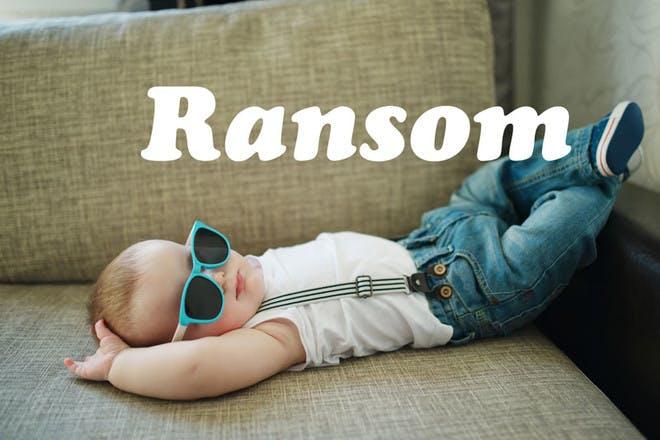7. Ransom