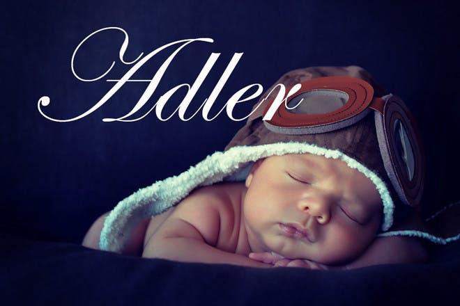Baby name Adler