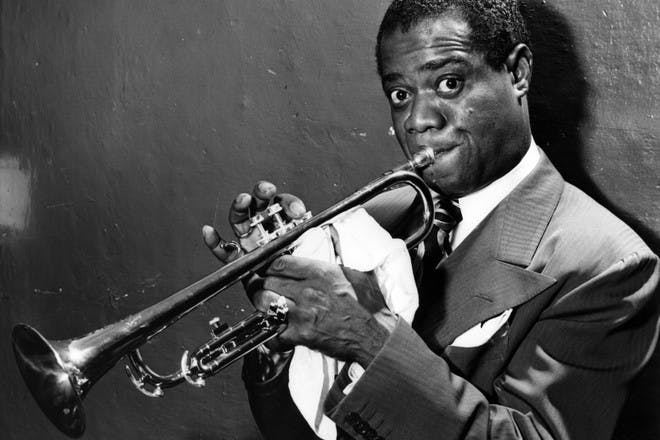 1. Louis Armstrong