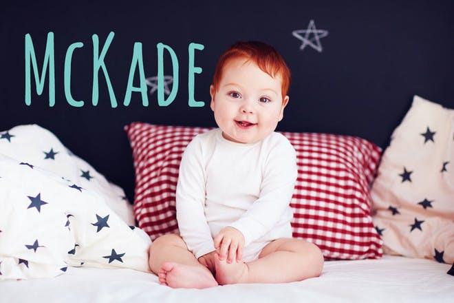 Baby name McKade