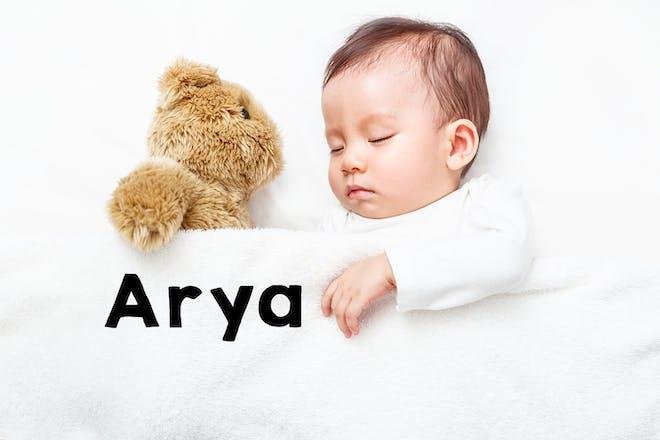 Arya baby name