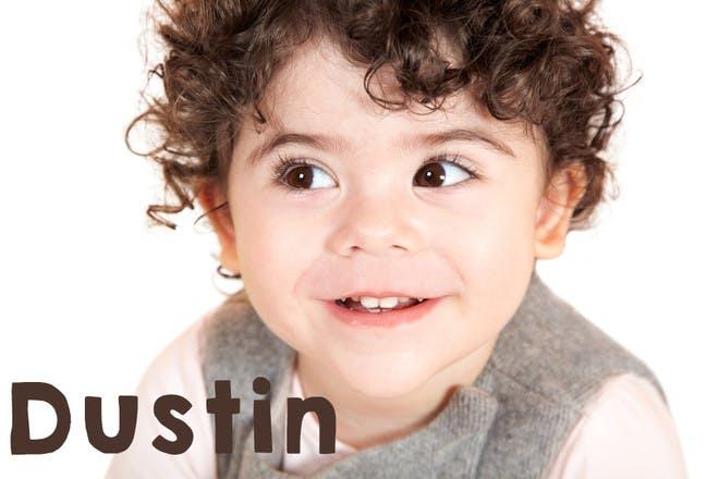 Dustin Stranger Things Netflix Name