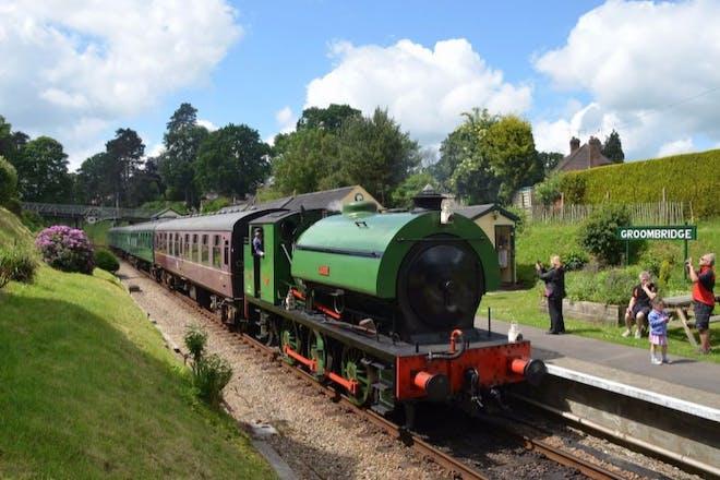 Spa Valley Railway