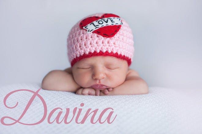 Davina name love