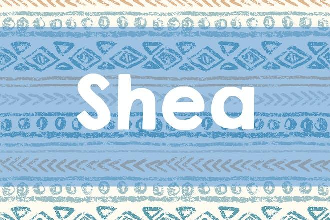 Shea name