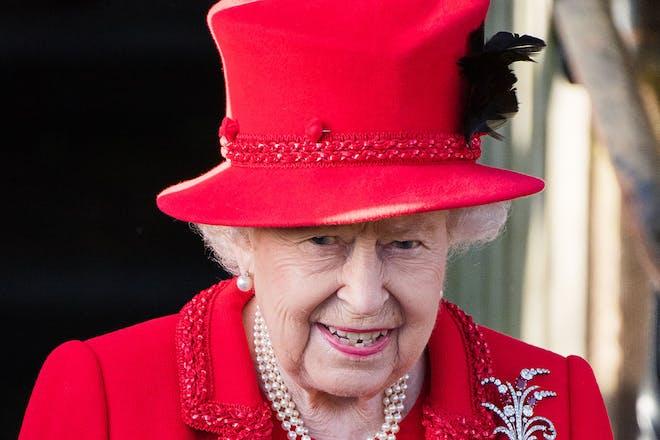 2. The Queen at Sandringham