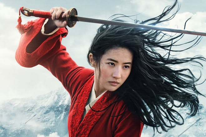 5. Mulan