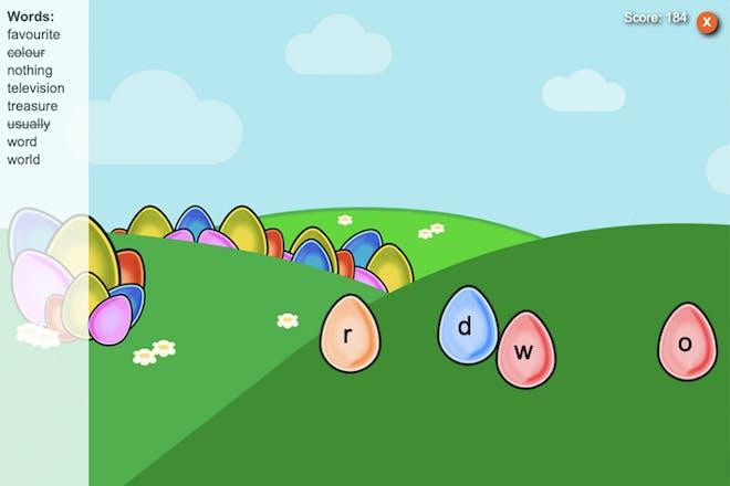 Egg Hunt screenshot