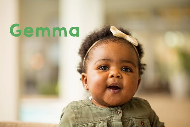 Gemma baby name