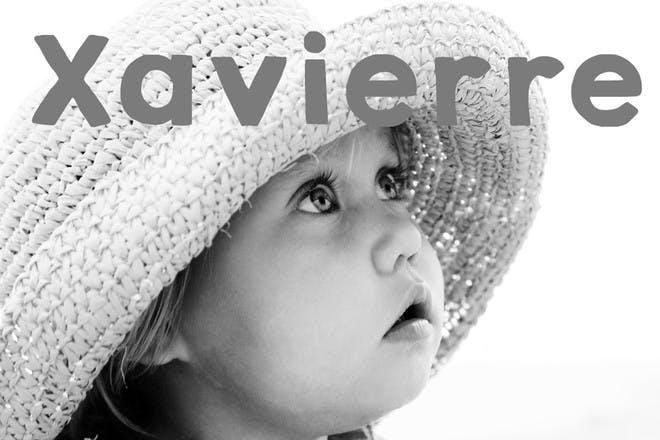 Baby name Xavierre