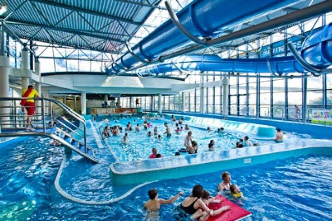 Ponds Forge International Sports Centre Leisure Pool
